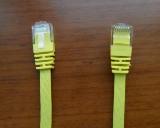 UTP Cat6 Flat path cord