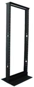networking equipment rack