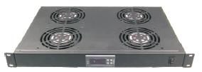 IU digital temperature unit with 4 fans