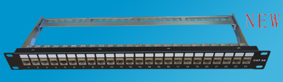 Tongrun 6A UTP Patch Panels