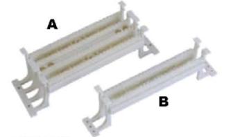 110 type 100/50 Pairs termination kits W/legs
