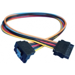 SATA 15Pin 180degree to angled
