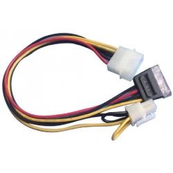 PC Power big 4pin/SATA 15Pin