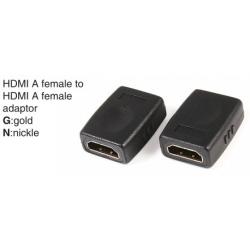 TR-10-P-006 HDMI A male to HDMI A male adaptor