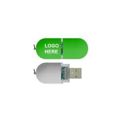Logo Print ABS Usb Flash Disk