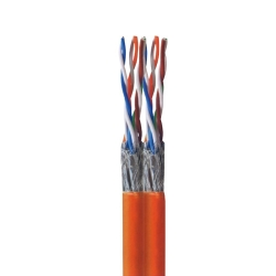 DUAL(TWIN) S/STP CATEGORY 6 LAN CABLE