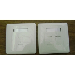 86MMx86MM Type Wall Plate