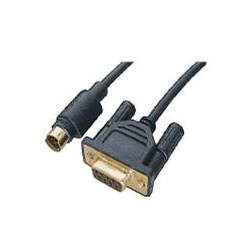 DB9F To Mini Din 6M Cable