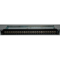 18241-Cat6 FTP patch panel