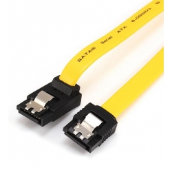 SATA III Cable,straight to up with lock