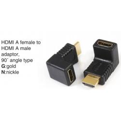 TR-10-P-016 HDMI A male to HDMI A male adaptor