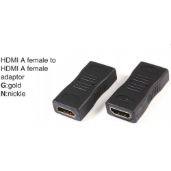 TR-10-P-008 HDMI A male to HDMI A male adaptor