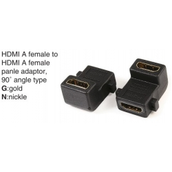 TR-10-P-012 HDMI A male to HDMI A male adaptor
