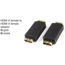TR-10-P-007 HDMI A male to HDMI A male adaptor