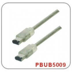 IEEE 1394 6PIN HIGH-SPEED CABLE