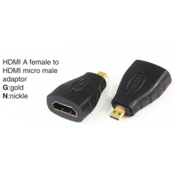 TR-10-P-001 HDMI A male to HDMI A male adaptor