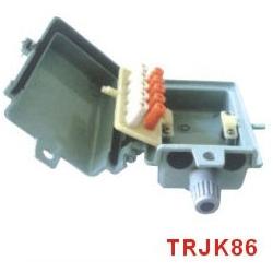 5 Pair Aluminium Distribution Box