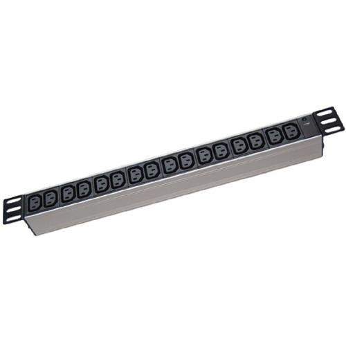 IEC Type PDU, 16ways C13 W/ power indicator
