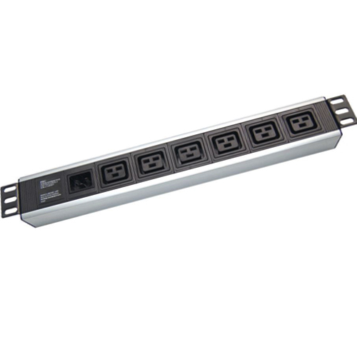 IEC Type PDU, 6ways C19+1way C20