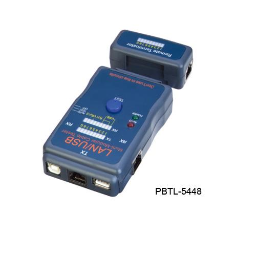 Cable Tester For UTP/STP RJ45,RJ11/RJ12,BNC,USB