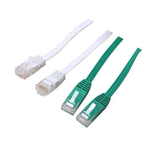 UTP Cat.5e Flat Patch Cable