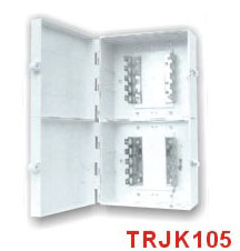 100 Pair Indoor Distribution Box