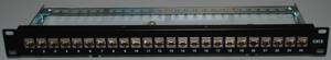 18241-Cat6 FTP patch panel