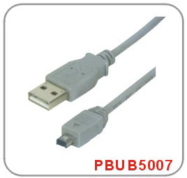 USB 4PIN MINI B FOR HIROSE TYPE