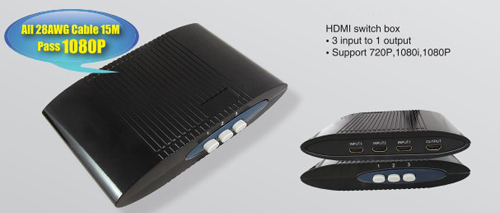 HDMI Switch Box