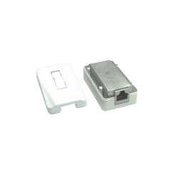 Mount Box Single Port Shielded Type