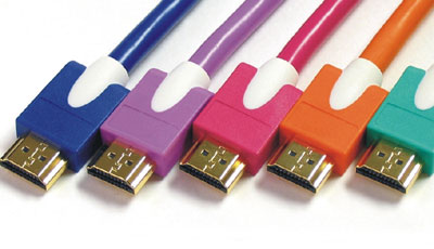 HDMI Cable Dual-color Molding