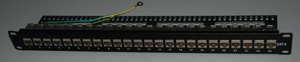 1324S-Cat6 FTP patch panel