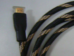 HDMI Cable One-color Molding