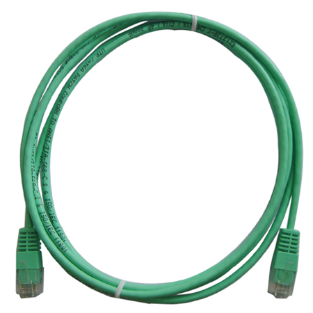 UTP Cat.6 patch cable Mini type