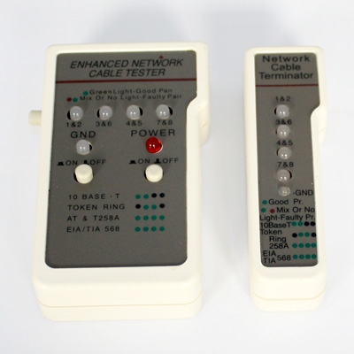 Enhanced Network Cable Tester
