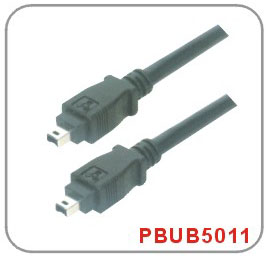 IEEE 1394 4PIN TO 4PIN HIGH-SPEED CABLE