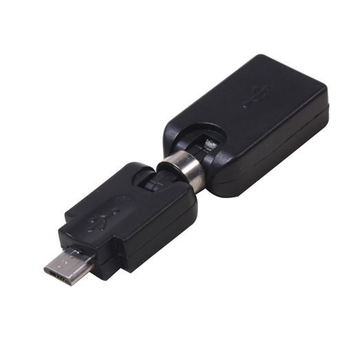 USB AF to Micro A 360° Adapter