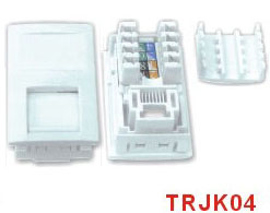 CAT.5E RJ45 Socket LSA IDC Block
