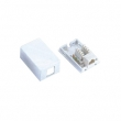 CAT.5E/6 Surface Mount Box Single Port