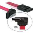SATA III Cable,straight to up