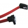 SATA 3.0 Cable,up to down with lock
