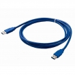 USB 3.0 AM/AM BLUE
