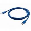USB 3.0 AM/AM BLUE
