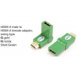 TR-13-009-5 HDMI A male to HDMI A female adaptor,swing type