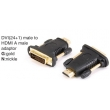 TR-10-027A DVI(24+1)male to HDMI A male adaptor