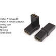 TR-11-007 HDMI A male to HDMI A female adaptor,swing type