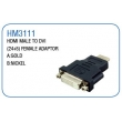 HDMI MALE TO DVI (24+5)FEMALE ADAPTOR