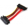 SATA 7+15Pin Female to Male