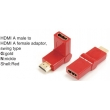 TR-13-009-2 HDMI A male to HDMI A female adaptor,swing type