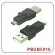 USB A TO 4PIN MINI B ADAPTER